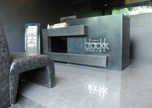 Blackk Spalon inauguration