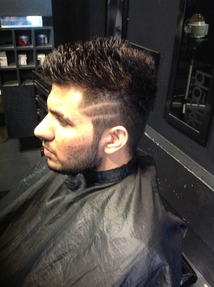 Hair salon in Ahmedabad